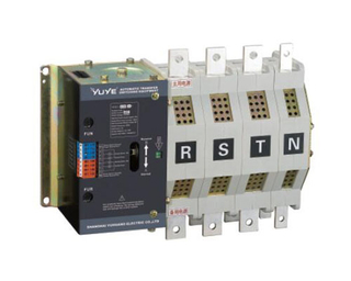 YES1-400C Dual power Automatic Transfer Switch