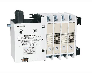 YES1-125SA-L Dual power Automatic Transfer Switch