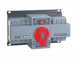 YEQ1-63M Dual power Automatic Transfer Switch