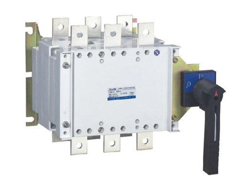 YGLZ1-125~4000A Transfer Load-isolation Switch