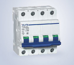 YEB2-63(C65N) Mini Circuit Breaker