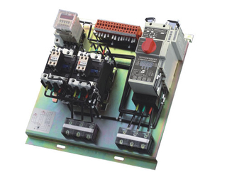 YECPSR Resistance Voltage Reducing Starter Control and Protective Switch