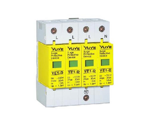 YE1-D Surge Protective Device 4 Poles