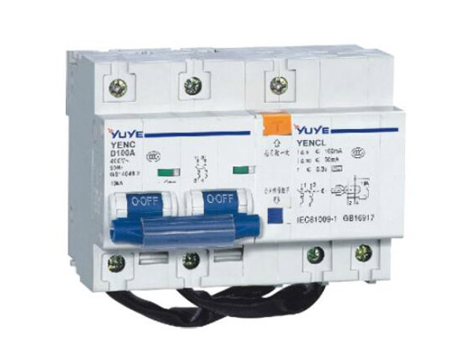 YENCL-100(NCL) Earth Leakage Circuit Breaker