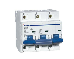 YENC-100(NC) 3P Mini Circuit Breaker