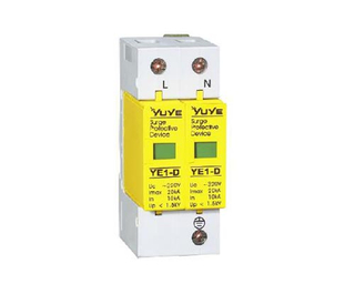 YE1-D Surge Protective Device 2 Poles